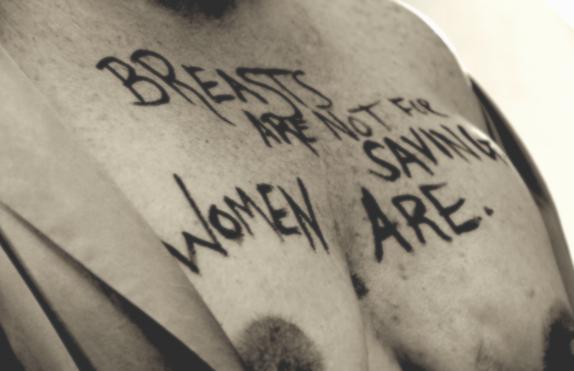 breastsarenotforsavingwomenare