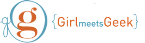 Girl Meets Geek - Kate-Madonna Hindes
