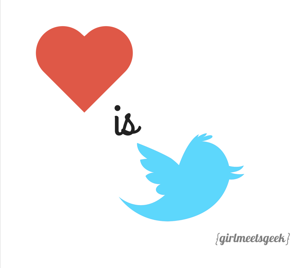 Love Is Tweet GMG
