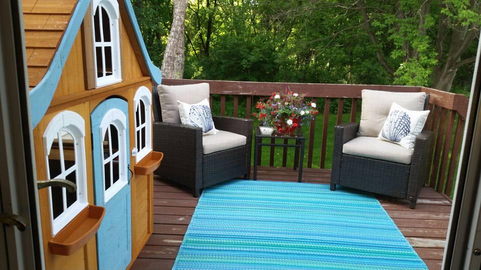 Best Backyard, Ever...